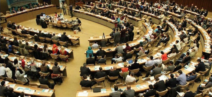 GYV holds Peace Conference in UN Geneva