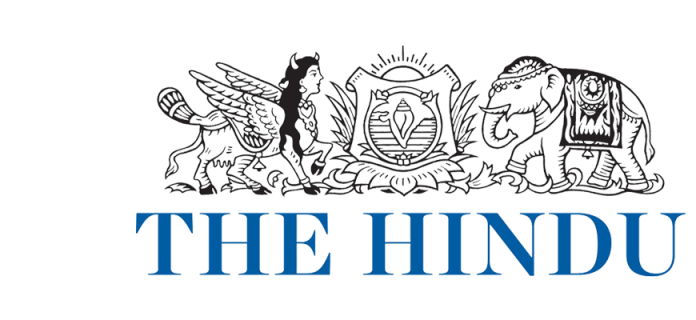 The Hindu: Making a clean cut