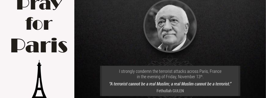 Fethullah Gulen Statement on Paris Terrorist Attacks