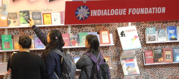 Indialogue Appears to be the Major Focus Point at World Book Fair 2016