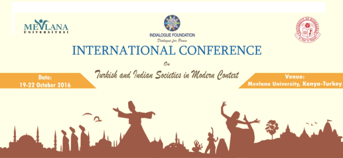 Call For Papers – International Conference on Turkish and Indian Societies in Modern Context