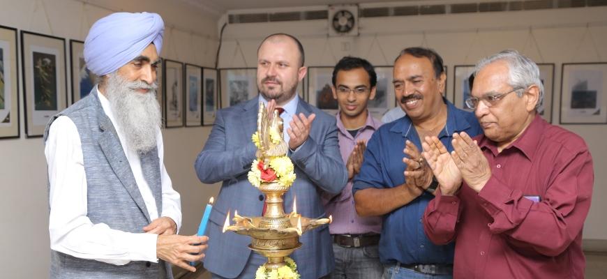 Indialogue Foundation Exhibited