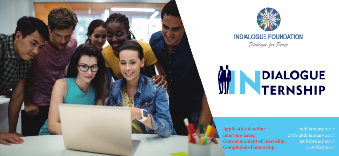 Indialogue Internship Program 2017