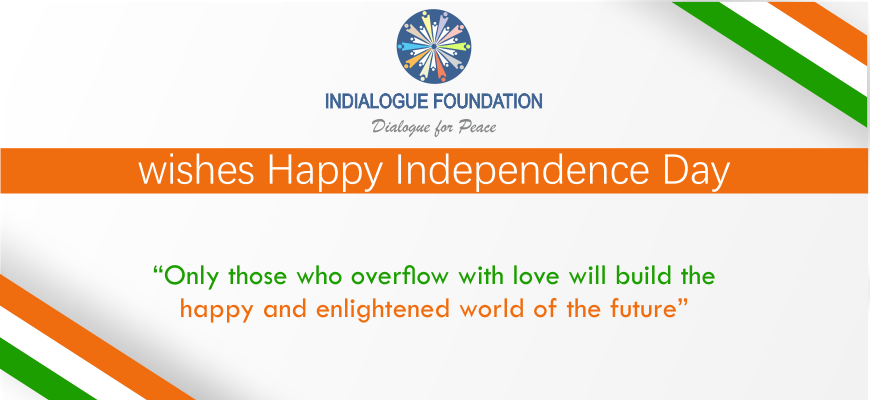 Indialogue Foundation wishes you